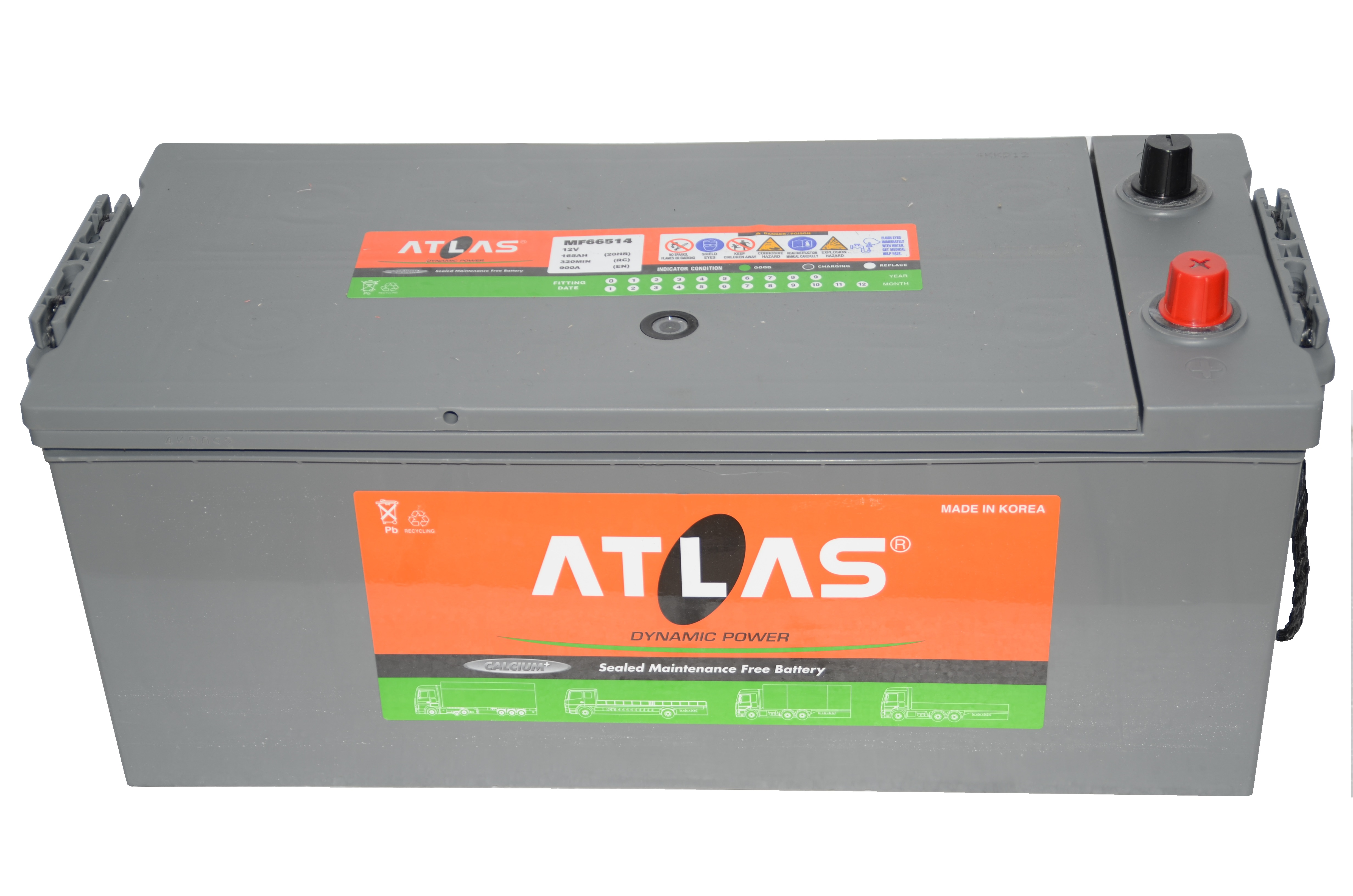 ATLAS MF  165 R 66514